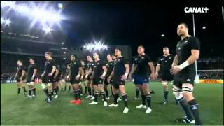 New Zeland & Tonga - Rugby war dance