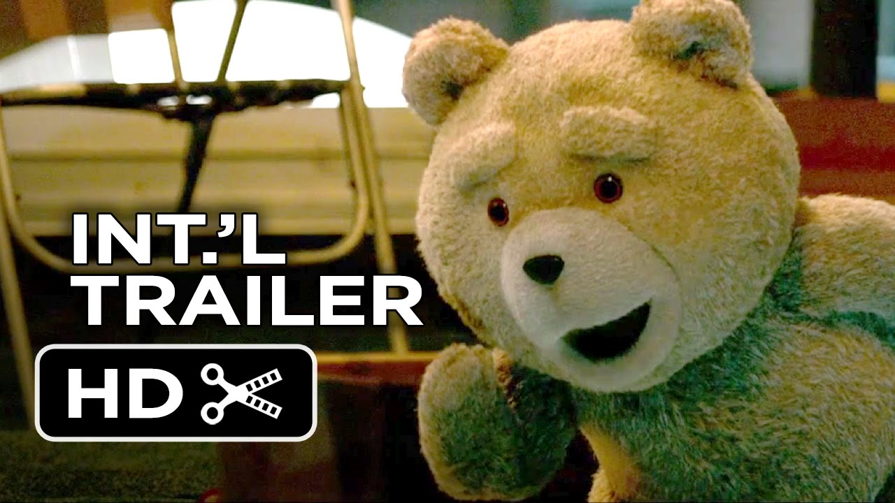 ted 2 official thunder trailer (2015) - mark wahlberg, seth