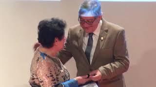 Tema: Ceremonia de presentación del Archivo de Memoria Oral