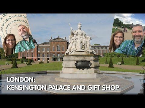 London: Kensington Palace & Gift Shop
