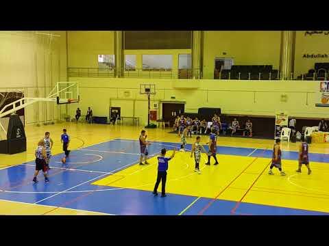 Metrobank vs PhilQatz 3rd QTR 20-10-2017 @ Desert Warriors League @ Qatar Sports Club
