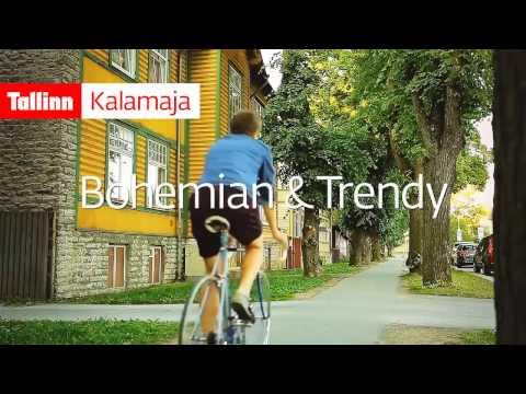 TALLINN - Tourism: Kalamaja
