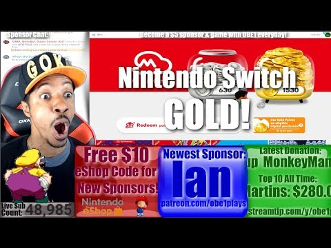 Cool Nintendo Switch News!