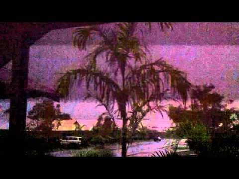 Huge Broome Thunderstorm