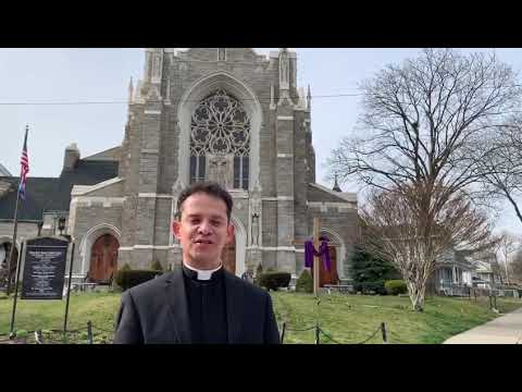 Message to Parishioners and Visitors (English)