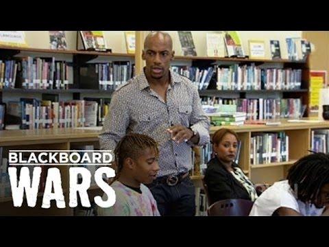 Sneak Peek: Actor Ameer Baraka Motivates John Mac  Blackboard Wars  Oprah Winfrey Network