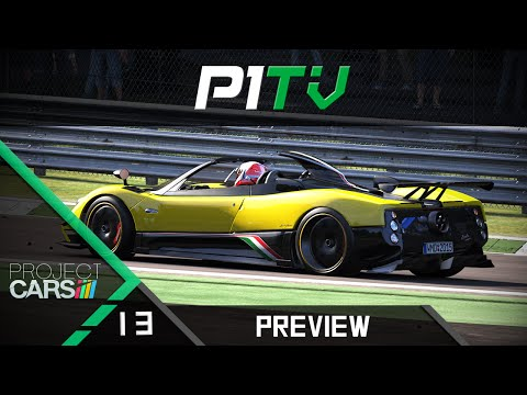 Project CARS Preview #13 | Preorder Autos, Cadwell Park, Dubai [TX] [PC] [60 FPS] [Build 948]