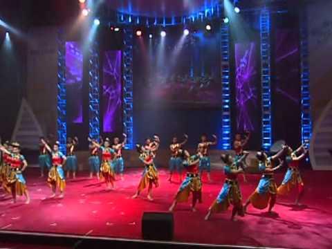 Thailand Dance - IYF WorldCamp in Korea 2011