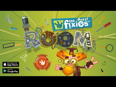 The Fixies Brain Quest App For Kids Kids Riddles Apps On Google Play