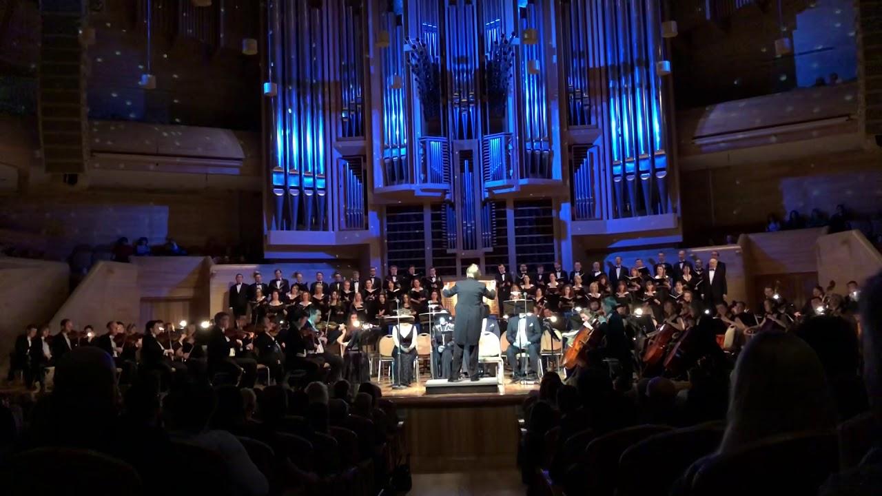 РЕКВИЕМ Моцарт Лакримоза, оркестр «Русская Филармония» Фабио Мастранджело
