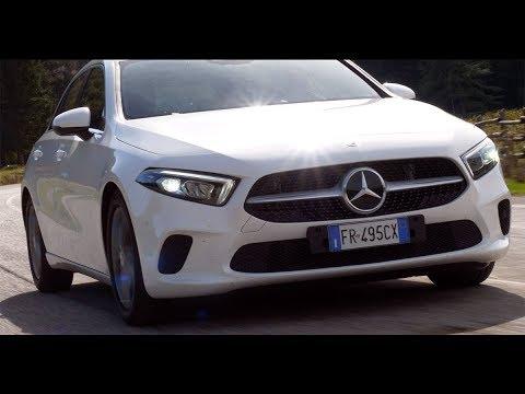 Nuova Mercedes-Benz Classe A180d