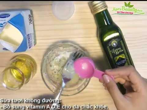 Hướng dẫn cách làm mặt da dầu oliu và khoai tây xóa thâm, mờ vết nám, dưỡng ẩm da