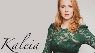 KALEIA Live Vocal Reel