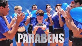 Baixar Pabllo Vittar feat. Psirico - Parabéns | Coreografia | Rainbow+