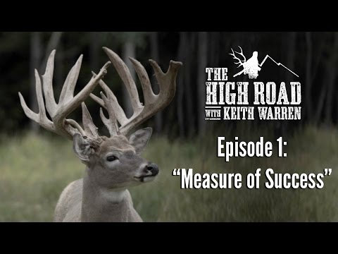 "Brock Lesnar & Keith Warren Hunting Monster Canadian Whitetails - ""Measure of Success"""