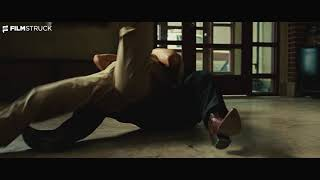 NO COUNTRY FOR OLD MEN, Joel & Ethan Coen, 2007 - Strangling Scene