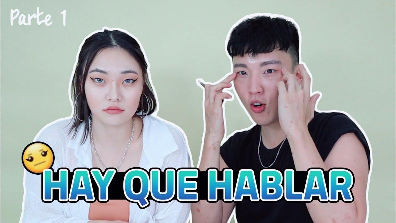 HACER TRATOS CON EL ASALTADOR Y SER CHINITO   Q&A ft. David