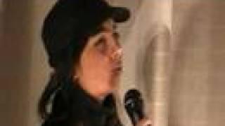 """Hana Makhmalbaf: """"Buda az sharm foru rikht"""" (2)"""