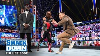 WWE SmackDown Full Episode, 29 January 2021