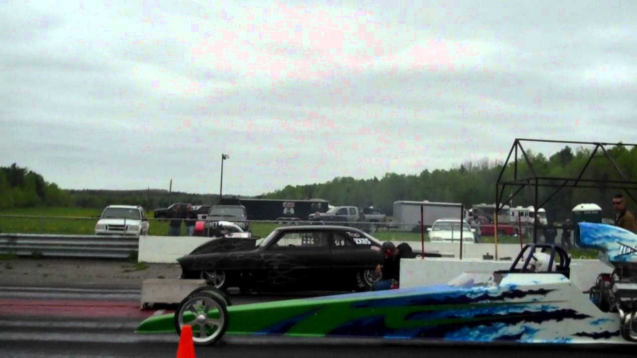 Drag strip winterport me