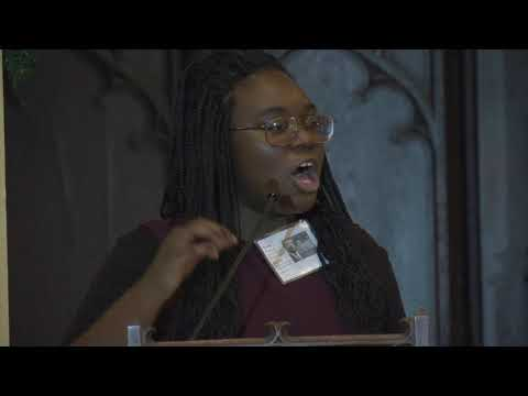 MLK Oratory Contest Winner - Nana Eshun