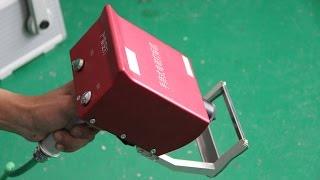 Handheld Dot Peen marking machine_Dot Peen Pin Marking Systems_Portable pneumatic marking machine