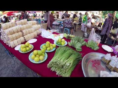 surin green market thai