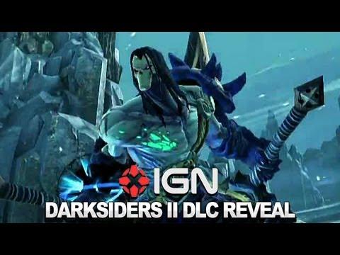 Darksiders II - Argul's Tomb DLC Reveal