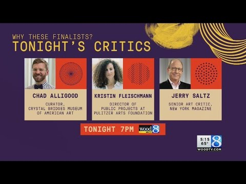 ArtPrize Eight: 'Why These Finalists?' Monday on WOOD TV8