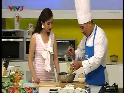 Vui khỏe mỗi ngày - Cách làm bánh flan trái dừa hấp dẫn