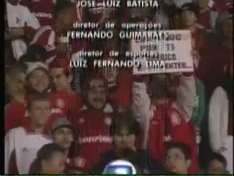 Inter no Globo Esporte - 2006 - Estoy Loco por Ti América ...  Inter no Globo ...