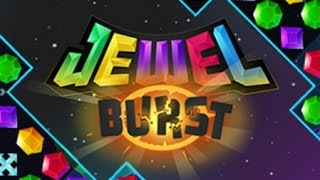 Jewel Burst Full Gameplay Walkthrough