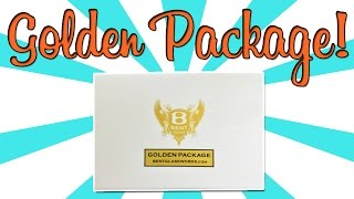 "BENT GLASS ""GOLDEN PACKAGE"" UNBOXING!!"