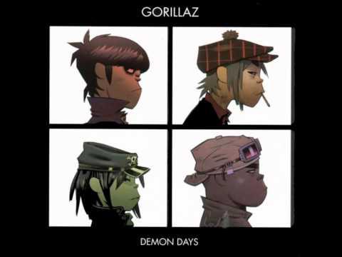 Gorillaz - White Lights HD
