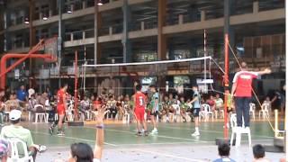 Cool Volley Championship Game UM(Tagum) vs. PLNHS(Davao)