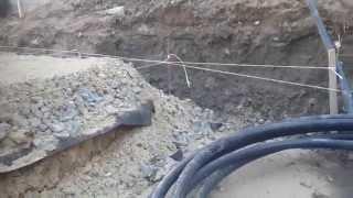 видео Как сделать дренаж на садовом участке - технология проведения дренажной системы