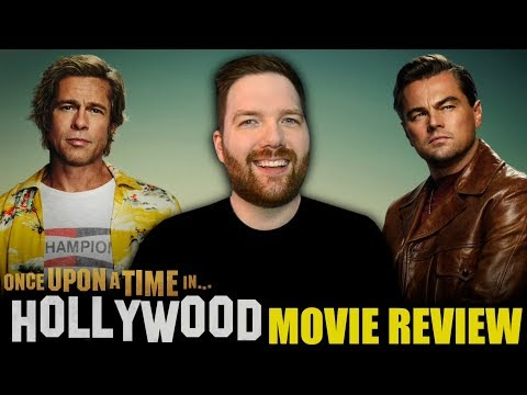 Once Upon a Time ... in Hollywood - Movie Review
