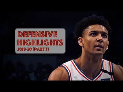 Matisse Thybulle Defensive Highlights | Philadelphia 76ers