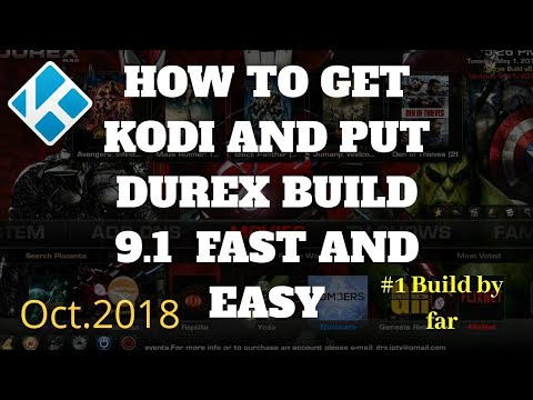 How To Install Durex Build 2019