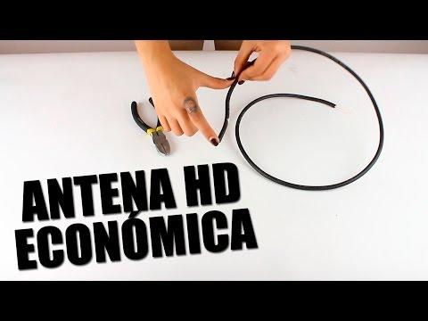 HAZ UNA ANTENA HD PARA EL APAGÓN ANALÓGICO   @CELLEGRINI