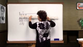 Шкалы и координаты. Математика 5 класс. Часть 5