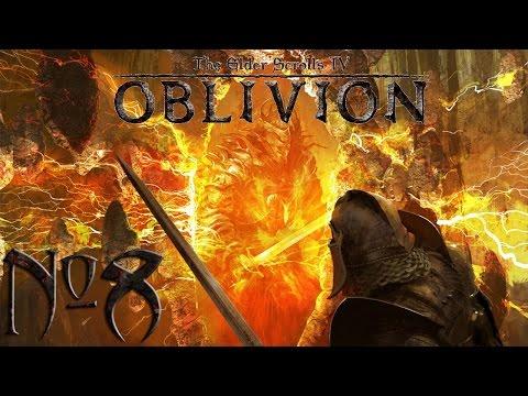 Прохождение TES IV: Oblivion #8 (1/2) Дерзкое ограбление