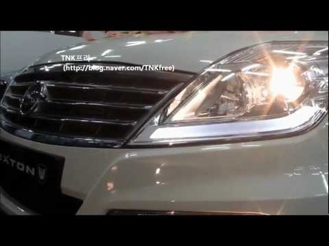 2013 SSANGYONG Rexton W walk around
