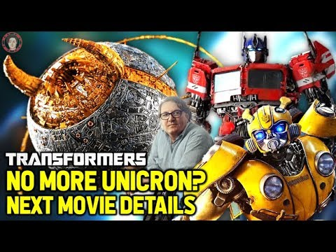 "Unicron ""TOO BIG"" To Handle: The Next Big TRANSFORMERS Movie EXPLAINED"