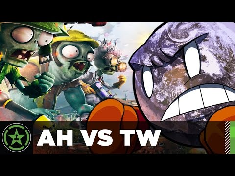 Plants VS Zombies: Garden Warfare 2 Beta - Achievement Hunter VS The World
