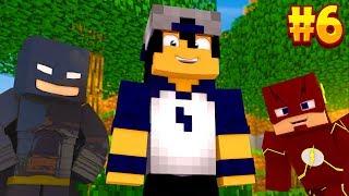 Minecraft: SURVIVAL #6 - VAMOS SER HERÓIS!