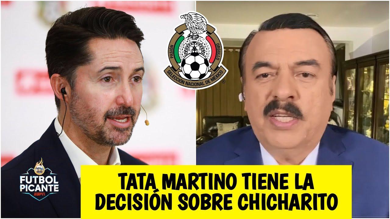 SELECCIÓN MEXICANA La razón de la Federación por el caso de Chicharito y Funes Mori | Futbol Picante