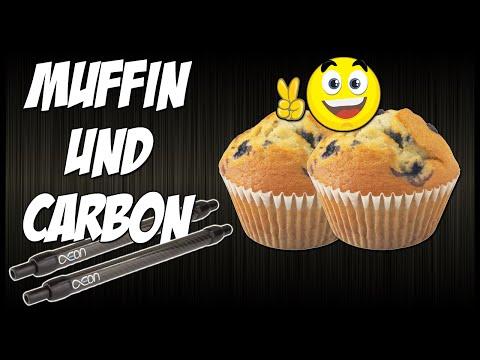 AMBROSIA BLUEBERRY MUFFIN | AEON CARBON-MUNDSTÜCK | ShishaSchmitty
