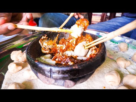 Food in Ethiopia - UNSEEN Traditional Ethiopian Food in Afri
