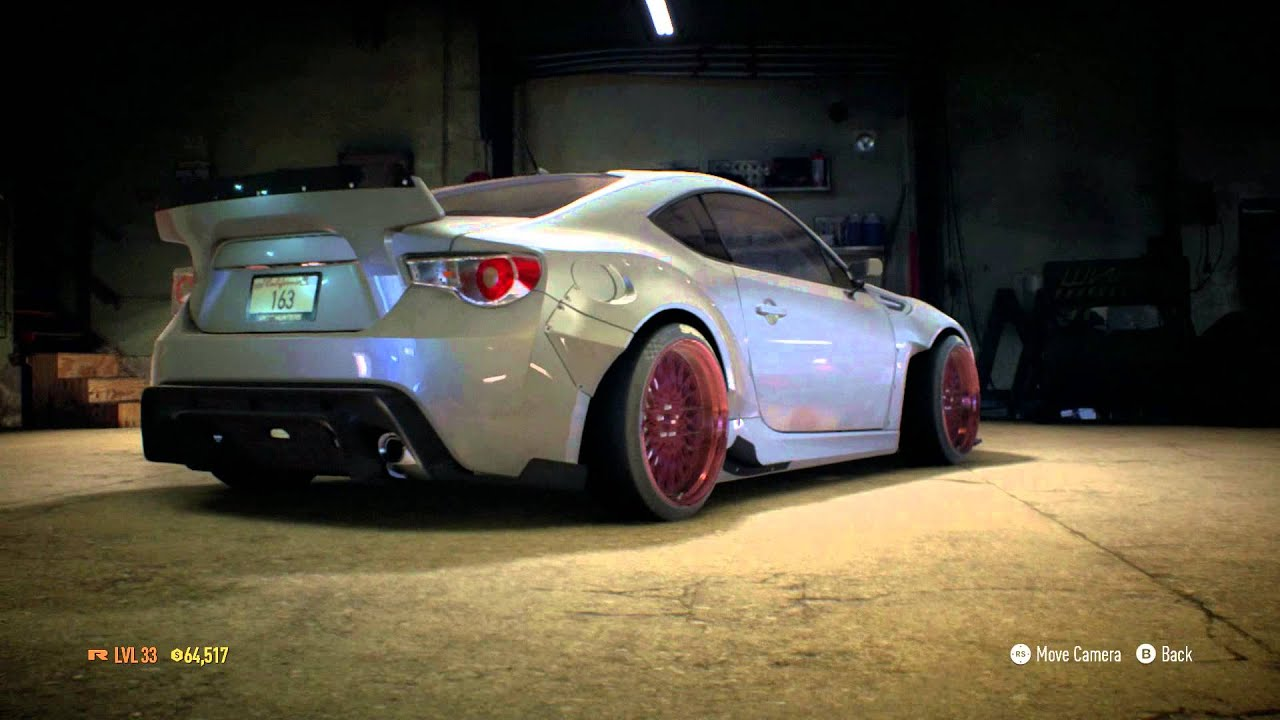 Need For Speed 2015 Toyota Gt86 Rocket Bunny Build Teaser ...